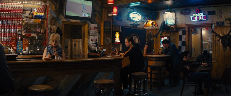 Coca-Cola, Doritos, Corona, King Cobra, Molson Canadian in Kingsman 2: The Golden Circle (2017) Movie Product Placement