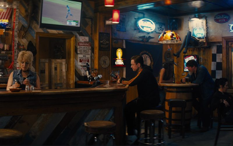 Coca-Cola, Doritos, Corona, King Cobra, Molson Canadian in Kingsman The Golden Circle