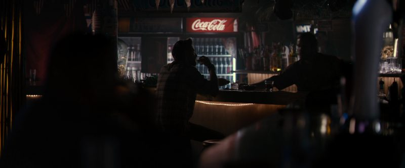 Coca-Cola in 24 Hours to Live (2017) Movie Product Placement