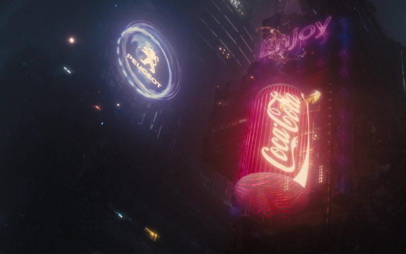 Coca-Cola in Blade Runner 2049 (1)