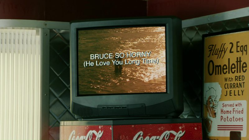 Coca-Cola in Bruce Almighty (2003) Movie Product Placement