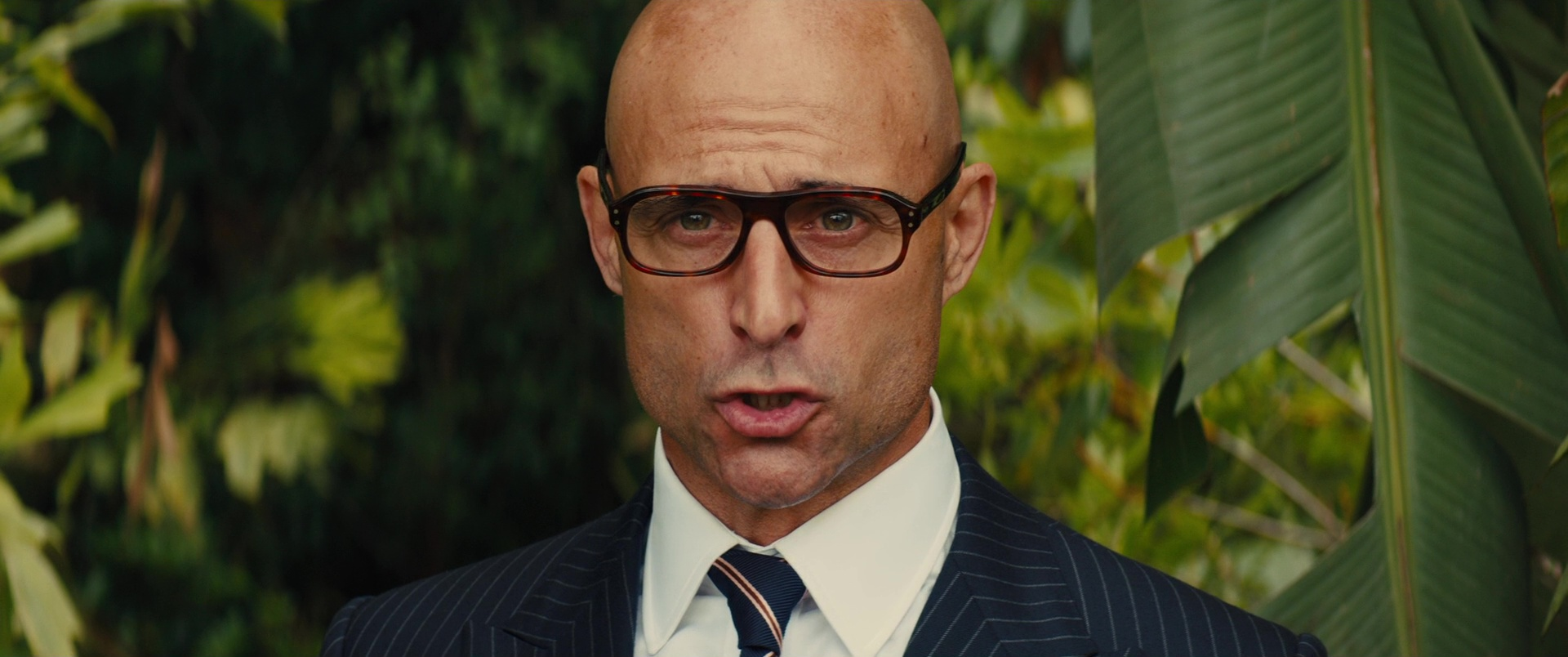 c0f5f617ac Cutler And Gross Square-Frame Tortoiseshell Acetate Optical Glasses Worn by  Mark Strong in Kingsman 2  The Golden Circle (2017)