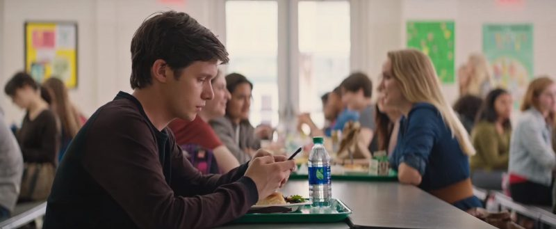 Dasani Water in Love, Simon (2018) - Movie Product Placement