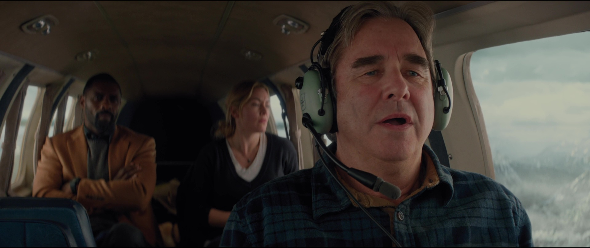 David Clark Headsets Used By Beau Bridges In The Mountain