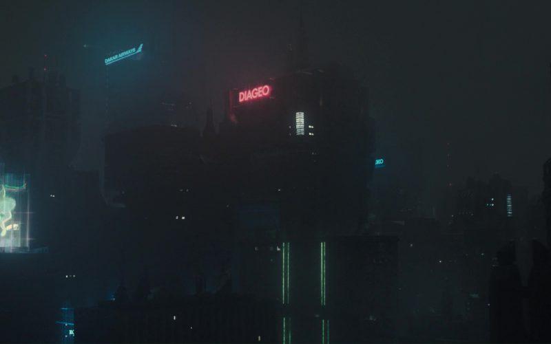 Diageo in Blade Runner 2049 (1)