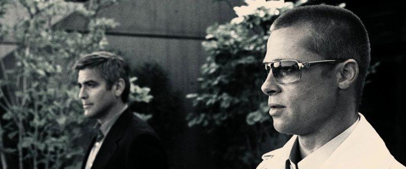Diesel Cobretti Sunglasses Worn by Brad Pitt in Ocean's Twelve (2004) Movie