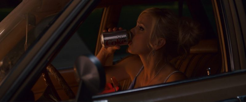 Diet Coke and Anna Faris in The House Bunny (2008) Movie Product Placement