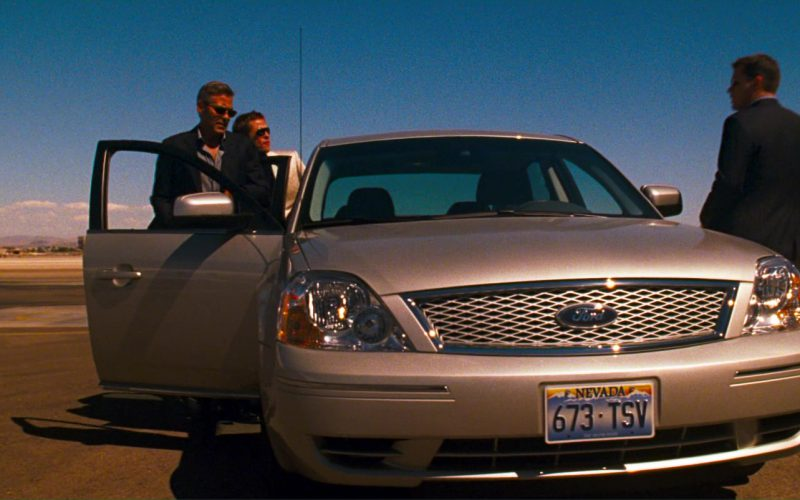 Ford Five Hundred Used by George Clooney, Brad Pitt and Matt Damon in Ocean's Thirteen (1)