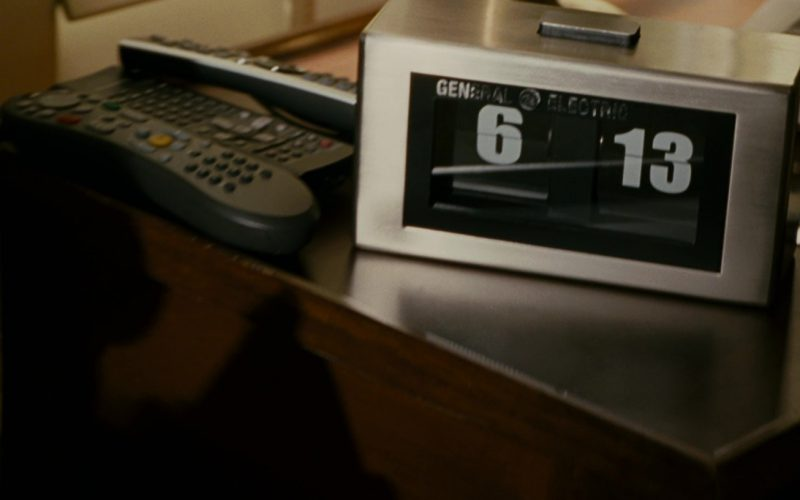 GE Clock Used by Steve Carell in Evan Almighty (1)