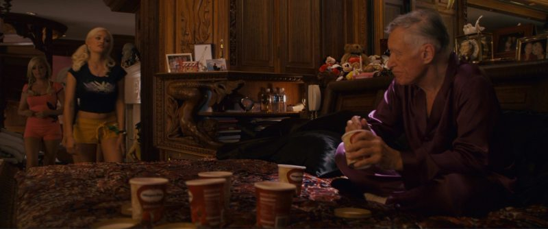 Häagen-Dazs Ice Cream and Hugh Hefner (Playboy) in The House Bunny (2008) - Movie Product Placement