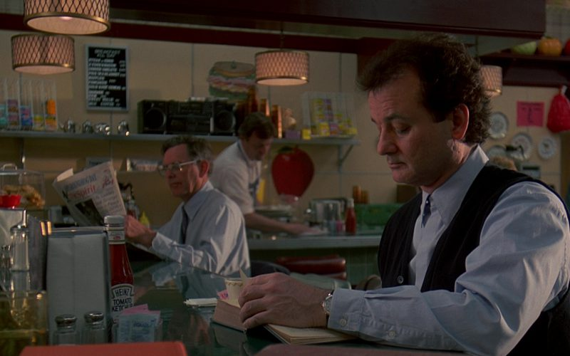 Heinz Ketchup in Groundhog Day (4)