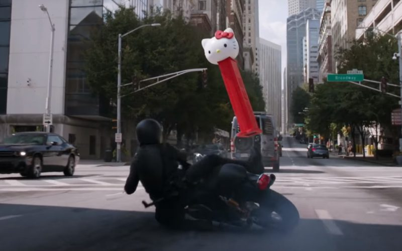 Hello Kitty Pez in Ant-Man and the Wasp (4)