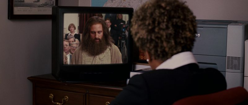 Hewlett-Packard (HP) in Evan Almighty (2007) - Movie Product Placement