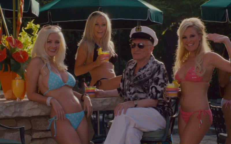 Hugh Hefner and Playboy Mansion in The House Bunny (1)
