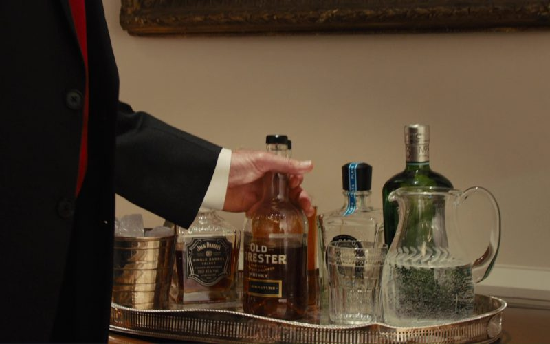 Jack Daniel's and Old Forester Whiskeys in Kingsman The Golden Circle