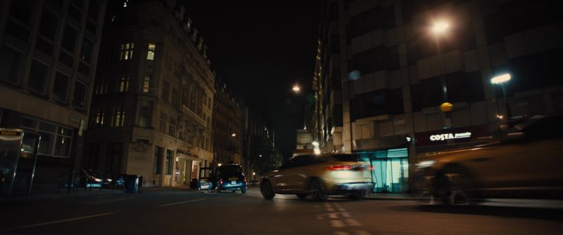 Jaguar F-Pace S [X761] Cars in Kingsman 2: The Golden Circle (2017) Movie Product Placement