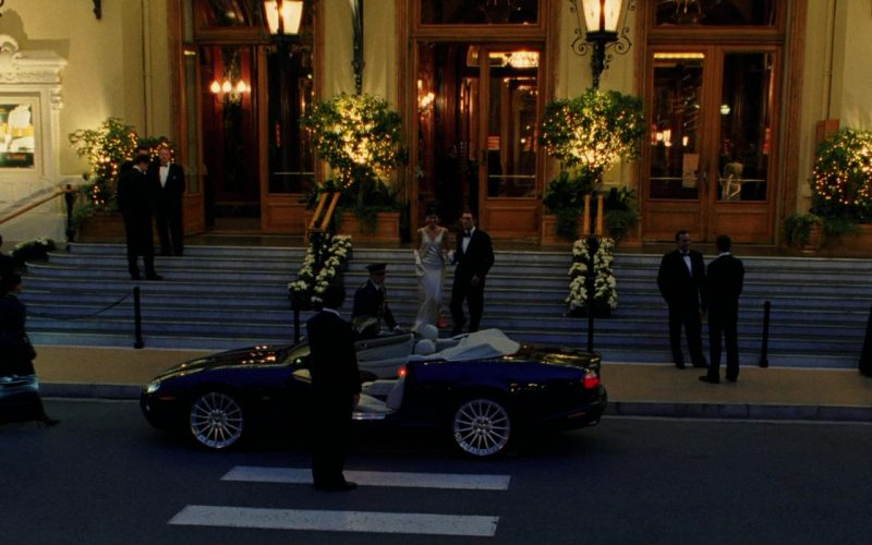 Jaguar XKR [X100] Car Used by Vincent Cassel in Ocean's Twelve (1)