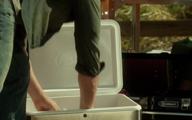 Kobalt Tool Box Used by Gerard Butler in Geostorm
