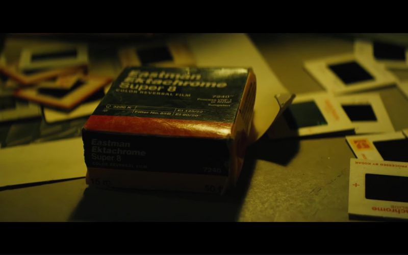 Kodak Kodachrome in Nostalgia