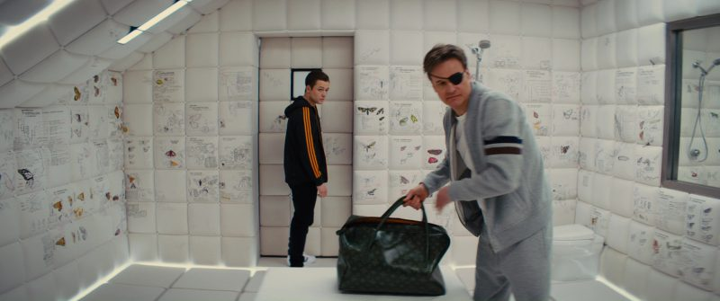 LV Bags Used by Colin Firth in Kingsman 2: The Golden Circle (2017) Movie Product Placement