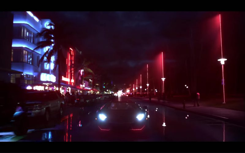 Lamborghini Aventador in End Game by Taylor Swift ft. Ed Sheeran, Future (1)