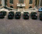 Land-Rover Range Rover Series III Cars in Ocean's Twelve (1)