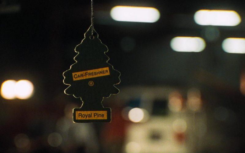 Little Trees by Car-Freshner Corporation (Royal Pine) in Ocean's Eleven (1)