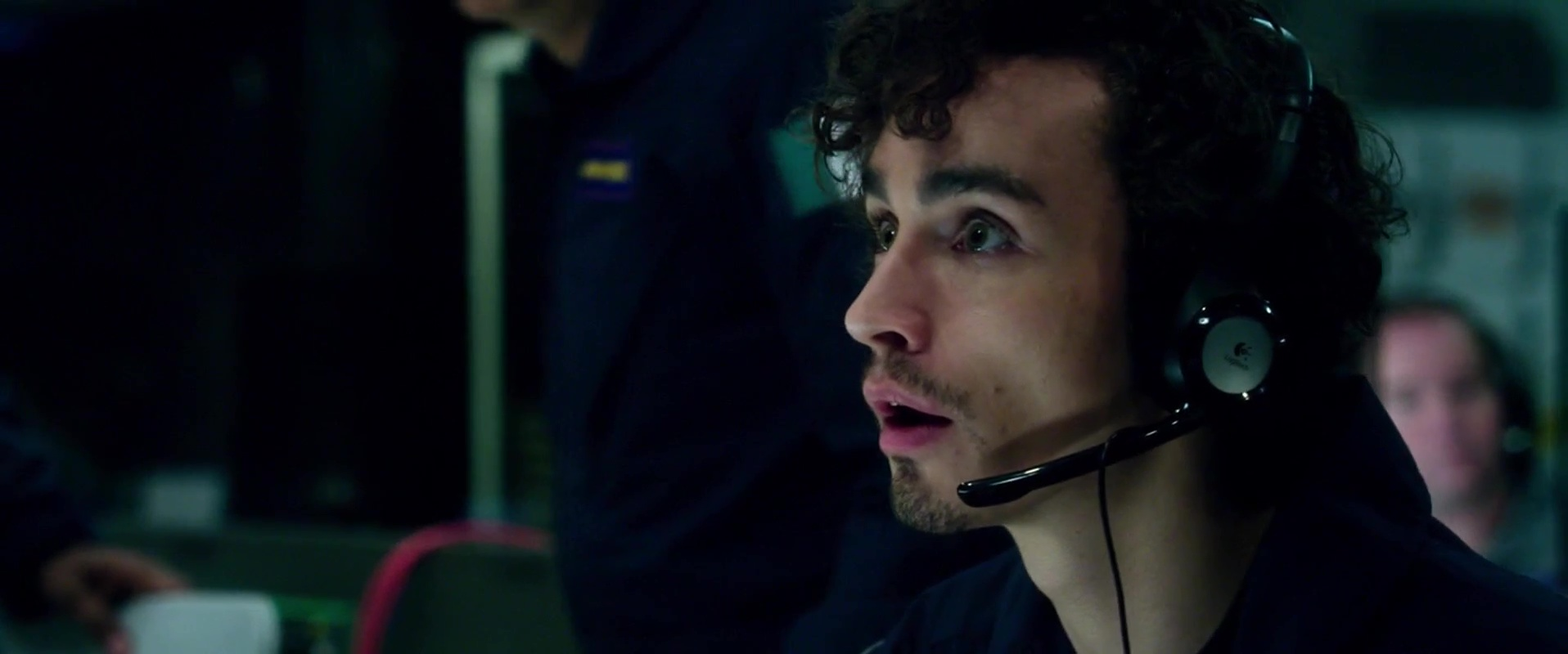 Logitech Headsets Used by Robert Sheehan in Geostorm (2017 ...