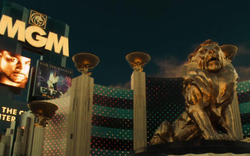 MGM Grand Las Vegas Hotel & Casino in Ocean's Eleven (1)