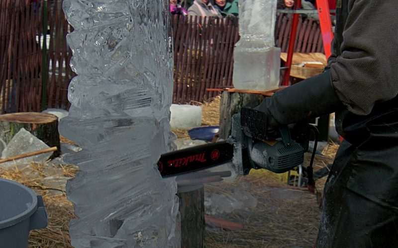 Makita Chainsaw Used by Bill Murray in Groundhog Day (1)