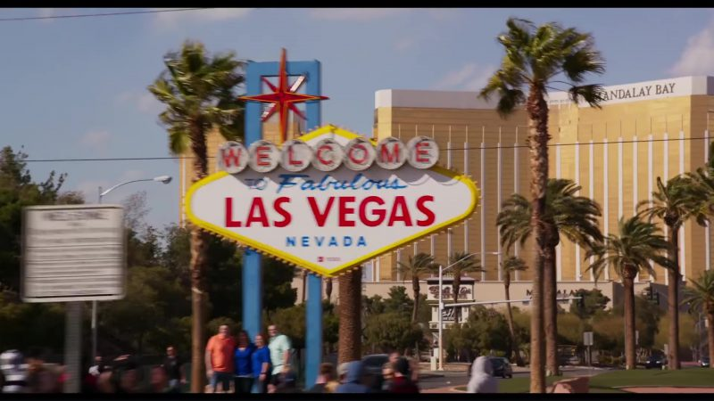 Mandalay Bay Resort and Casino in Show Dogs (2018) - Movie Product Placement