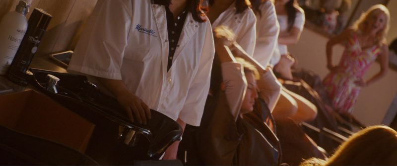 Marinello Schools of Beauty in The House Bunny (2008) - Movie Product Placement