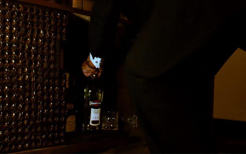 Martini Bottle in Ocean's Thirteen (2007)