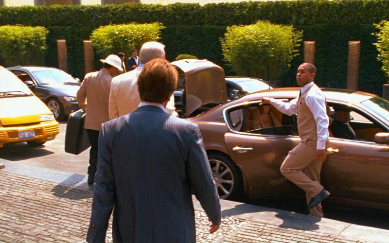 Maserati Quattroporte V Car in Ocean's Thirteen (1)