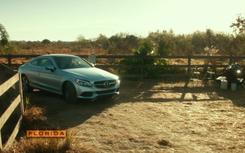 Mercedes-Benz C300 Coupé [C205] Car Used by Jim Sturgess in Geostorm (1)
