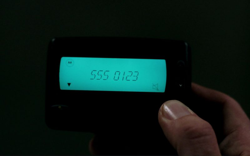Motorola Pager Used by Jim Carrey in Bruce Almighty (1)