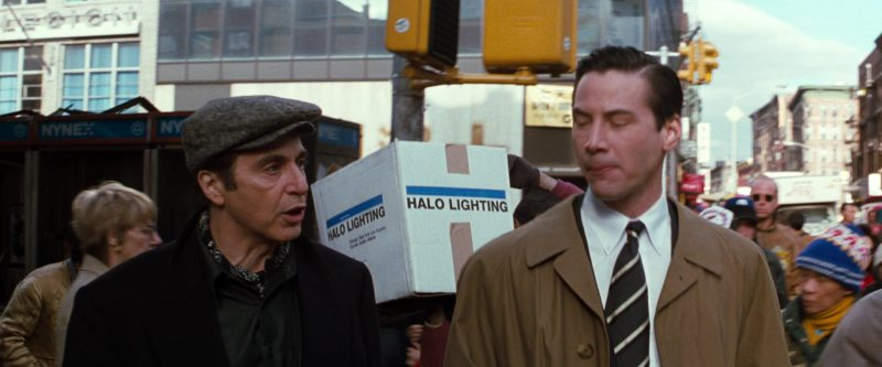 NYNEX Payphones in The Devil's Advocate (1997) - Movie Product Placement