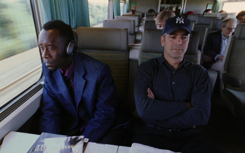 New York Yankees Baseball Team Cap Worn by George Clooney in Ocean's Twelve (1)
