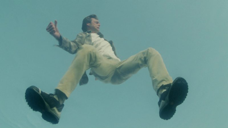 Nike Sneakers Worn by Jim Carrey in Bruce Almighty (2003) Movie Product Placement