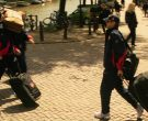 Nike and Arsenal F.C. Tracksuits and Nike Shoes in Ocean's Twelve (5)