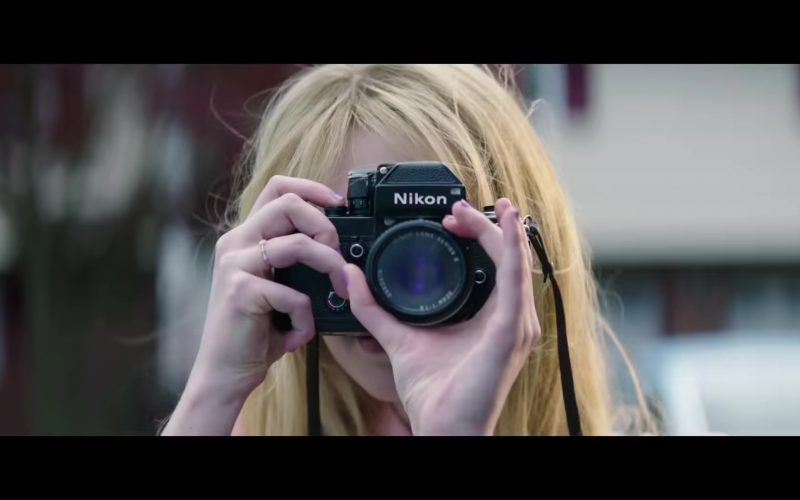 Nikon Camera Used by Elle Fanning in The Vanishing of Sidney Hall (2)