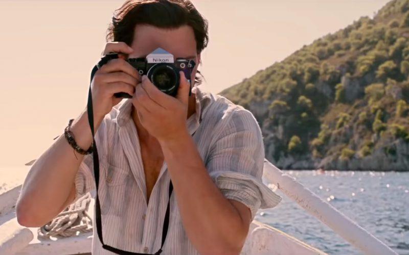 Nikon Camera in Mamma Mia! Here We Go Again