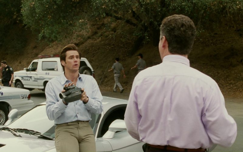 Panasonic Camcorder Used by Jim Carrey in Bruce Almighty (1)