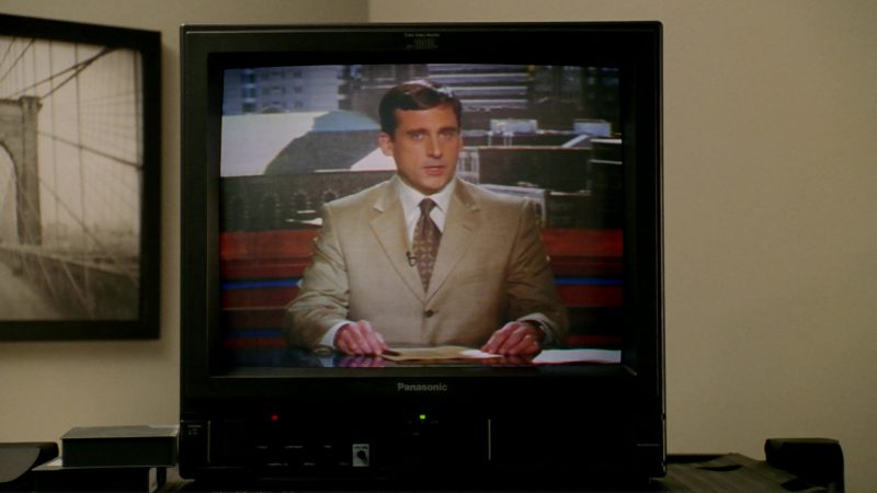 Panasonic Monitor in Bruce Almighty (2003) Movie Product Placement