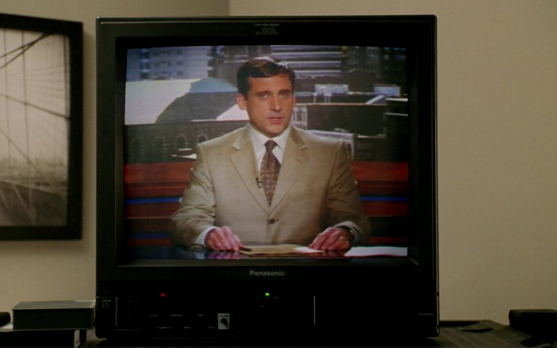 Panasonic Monitor in Bruce Almighty