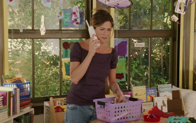 Panasonic Phone Used by Jennifer Aniston in Bruce Almighty (1)