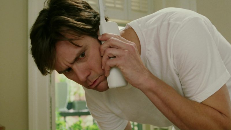 Panasonic Phone Used by Jim Carrey in Bruce Almighty (2003) Movie Product Placement
