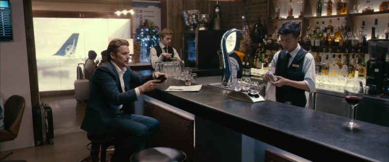 Peroni Beer in 24 Hours to Live (2017) Movie Product Placement