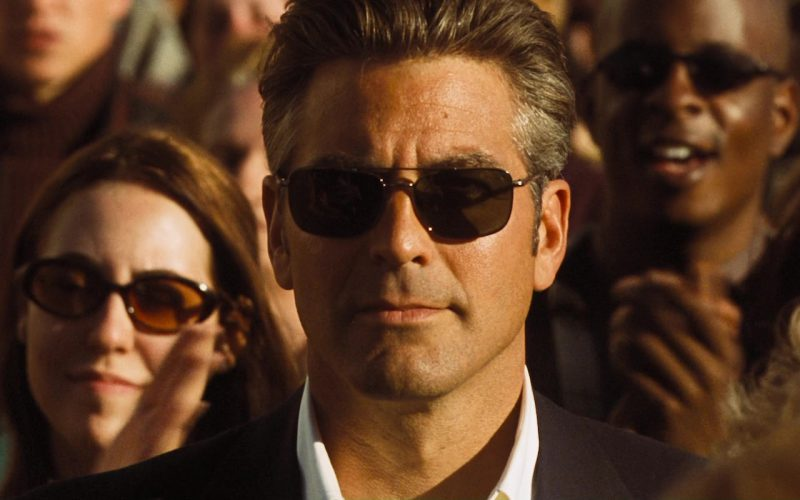 Persol Sunglasses Worn by George Clooney in Ocean's Eleven (1)