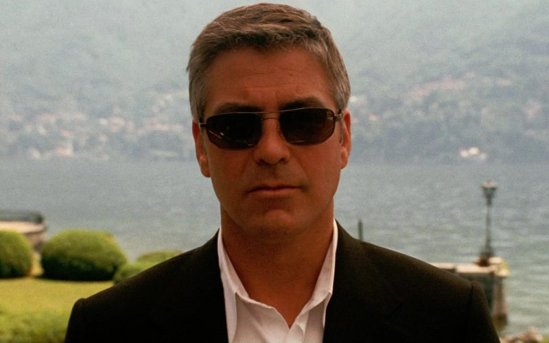 Persol Sunglasses Worn by George Clooney in Ocean's Twelve (1)